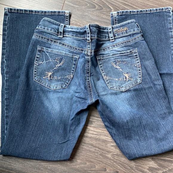 Women's Suki Silver Jeans